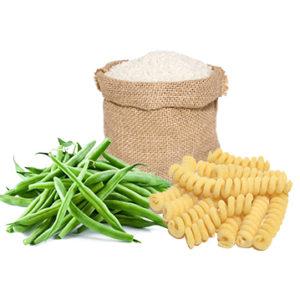 Pasta, Rice & Beans