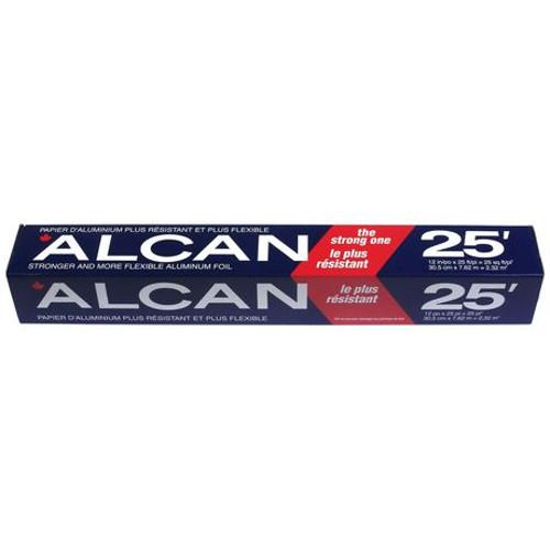 Roll of Alcan Aluminum Foil