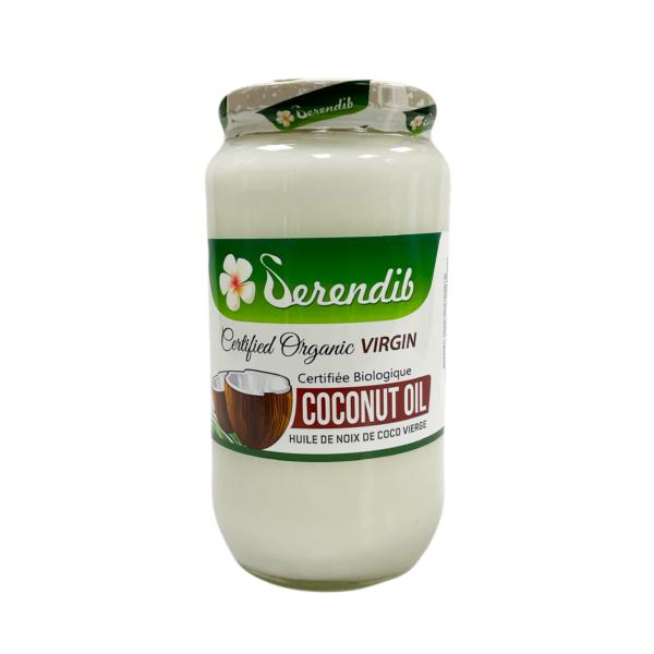 1L Bottle of Coconut Oil