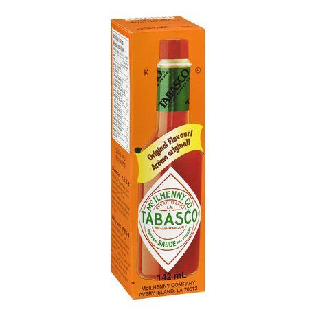 Tabasco Hot Sauce Box