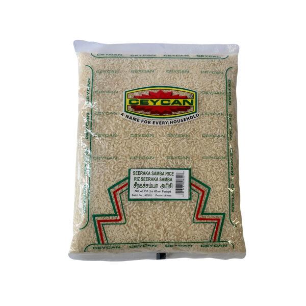 Seeraka Samba Rice