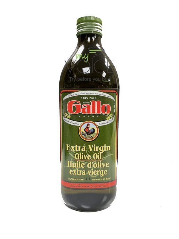 gallo extra virgin olive oil 1l
